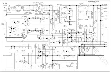 Dell Laptop Power Supply Wiring Diagram by Dell Power Supply Diagram Wiring Diagram And Fuse Box