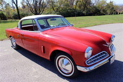1954 Studebaker Champion Regal Starliner for sale on BaT ...