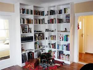 Bücherregal über Eck : referenzen bildergalerie m bel individueller m belbau ~ Michelbontemps.com Haus und Dekorationen