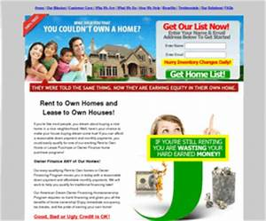 Rent To Own Homes Listings Rent To