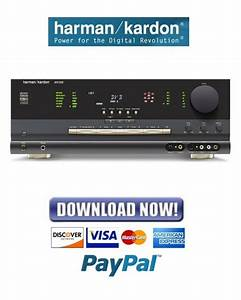 Harman Kardon Avr5500 Schematic Diagram   Parts List