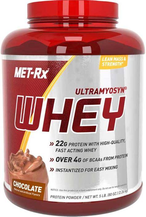 Amazon.com: MET-Rx Ultramyosyn Whey, Chocolate, 5 Pounds
