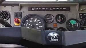 Driving A Mack Midliner Ms200