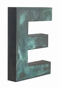 Cast bronze letters for Cast bronze letters