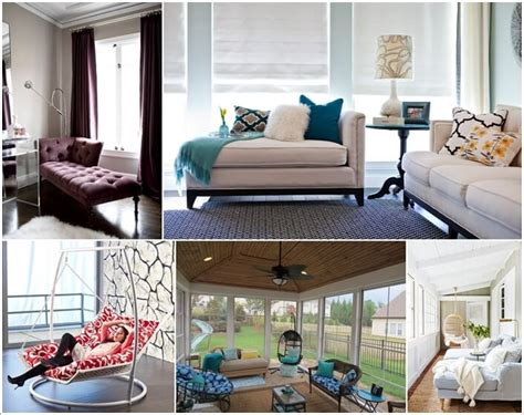 Decorating Ideas For Lounge by Decorating With Chaise Lounge In Living Room