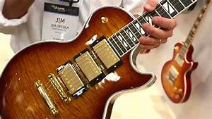 Namm 2014  U2022 2014 Les Paul Supreme 3