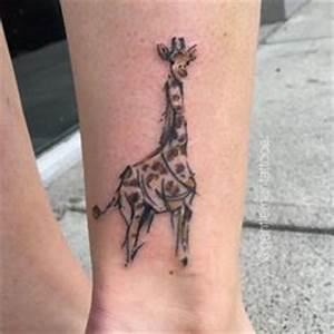 My Giraffe Henna tattoo on wrist...I love it! #tattoo # ...