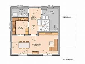 Pläne Für Einfamilienhäuser : die besten 25 kern haus ideen auf pinterest hausbau pl ne erdgeschoss und wohnfl che ~ Sanjose-hotels-ca.com Haus und Dekorationen