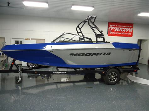 Moomba Helix Boat Reviews by 2016 Moomba Helix Newest Surf Boat For Sale In Waterford