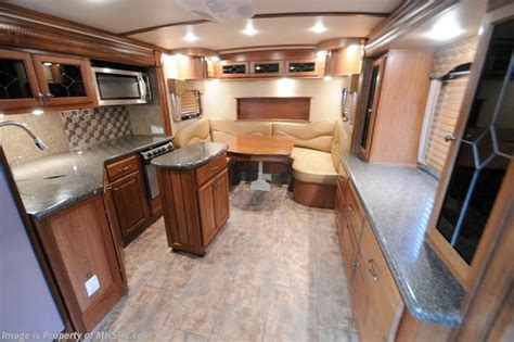 front kitchen 5th wheel 2012 dutchmen rv infinity 3870fk w 5 slides front