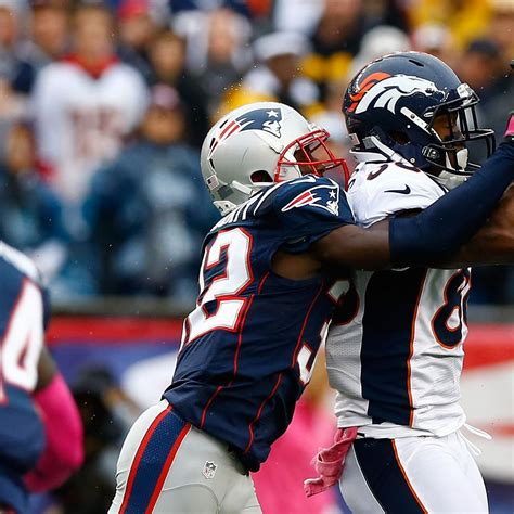 New England Patriots: 5 Reasons the Pats' Secondary Must ...