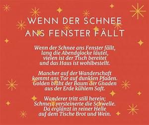 Weihnachtswünsche Ideen Lustig : 25 gedichte f r weihnachten f r gro und klein deko ~ Haus.voiturepedia.club Haus und Dekorationen