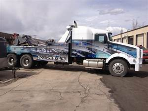 big dog vehicle wraps window graphics denver custom With big truck lettering