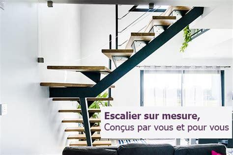 chambre en et gris garde corps escalier design et verrière sur mesure en