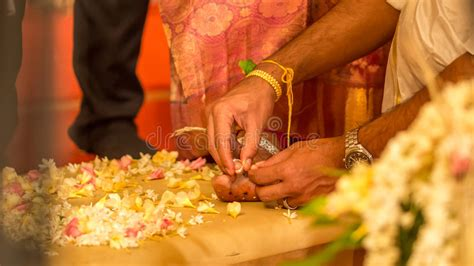 11244 indian wedding photography stills hd indian wedding ring on brides foot stock image image