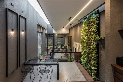The Architects' Own Office  Portico Design Concepts  The