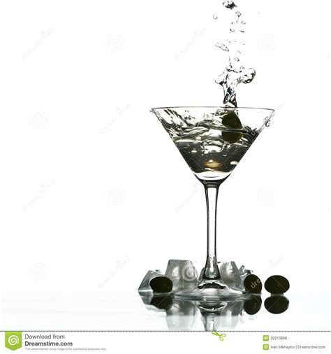 martini glass background martini glass splash royalty free stock photos image