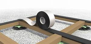 Lambourde Pour Terrasse Bois : vente de bande tanch it pour lambourdes terrasse ~ Premium-room.com Idées de Décoration