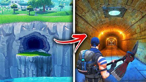 top  secret hidden locations  fortnite   knew