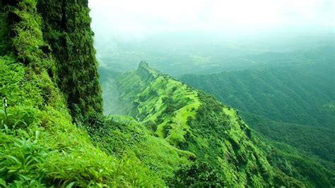 Rajgad, India. Known as the