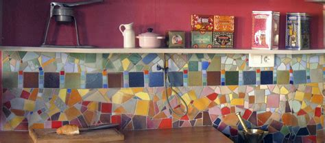 mosaique credence
