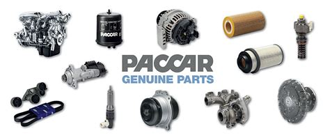 paccar inc paccar genuine parts daf corporate