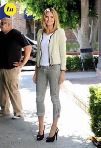 Style Chic Femme : le cv fashion d 39 heidi klum d couvrez son volution look bluffante ~ Melissatoandfro.com Idées de Décoration
