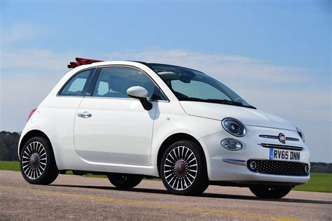 mini cooper convertible  fiat   ds  cabrio