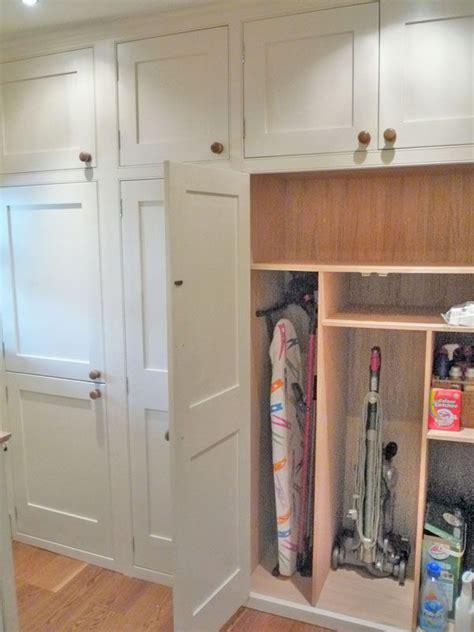 floor  ceiling cupboards diy laundry room storage
