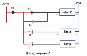 How To Create Relay Logic Circuit With Examples