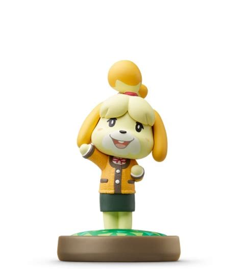 isabelle animal crossing collection nintendo