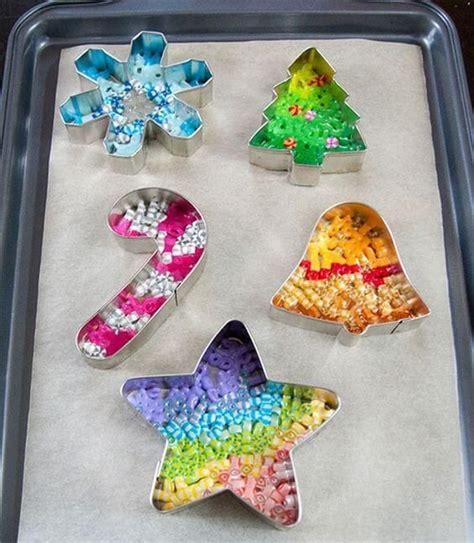 kreative diy bastelideen f 252 r weihnachtsbasteln mit kindern