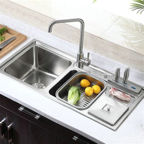 Modern Kitchen Sink by Modern Kitchen Sink Simple 304 Stainless Steel Sink