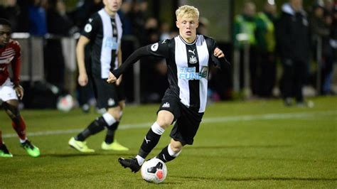 Newcastle United - Young delighted after netting maiden ...