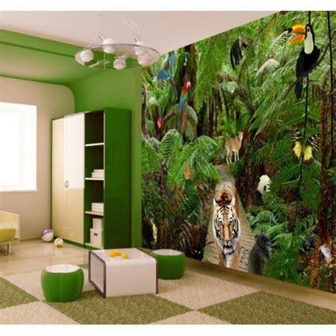 Kinderzimmer Junge Dschungel by Kindertapete Dschungel F 252 R Attraktives Kinderzimmer