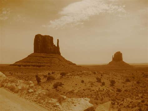 hollywood western scene photo