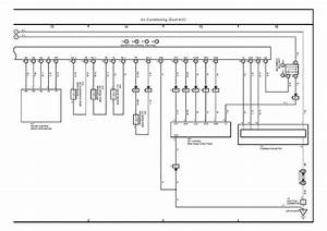 Wiringdiagrams  Air Conditioning  Dual A  C Wiring Diagram