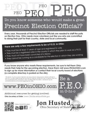 fillable  sos state  refer  friend ohio