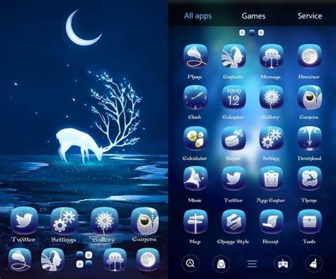 Animated Wallpaper For Android by 8 Best Android Themes Ubergizmo