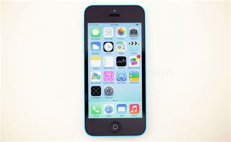 iphone gallery apple iphone 5c blue photo gallery