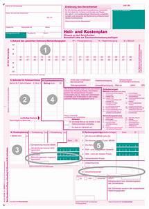 Rechnung Bei Krankenkasse Einreichen : heil und kostenplan verstehen was kostet die zahnbehandlung insgesamt ~ Themetempest.com Abrechnung
