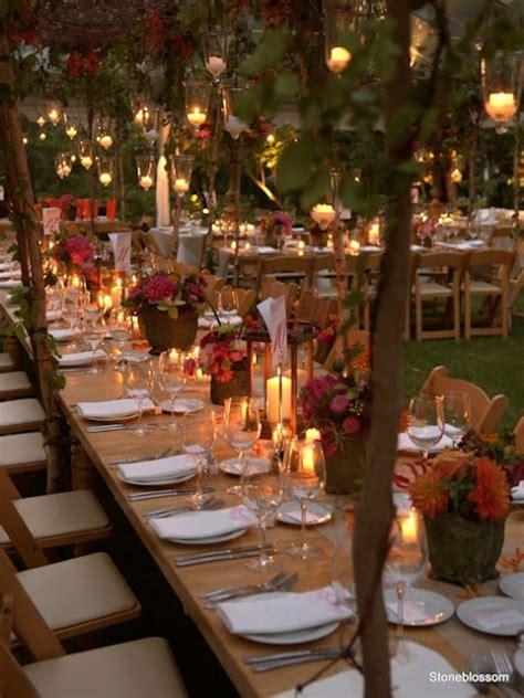 36 Awesome Outdoor Décor Fall Wedding Ideas Weddingomania