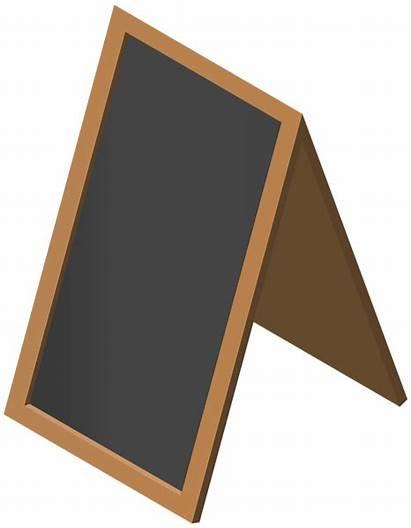 Chalkboard Transparent Clipart Clip Framed Frame Decorative