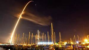 SpaceX says rocket performed OK in secret satellite launch ...