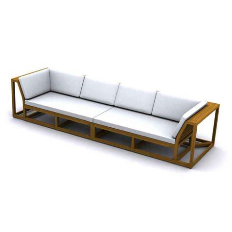 teak large sectional westminster teak outdoor furniture