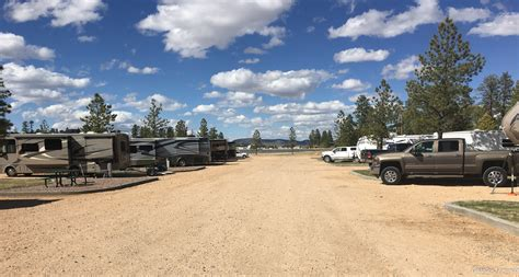 campground review rubys inn rv park campground bryce