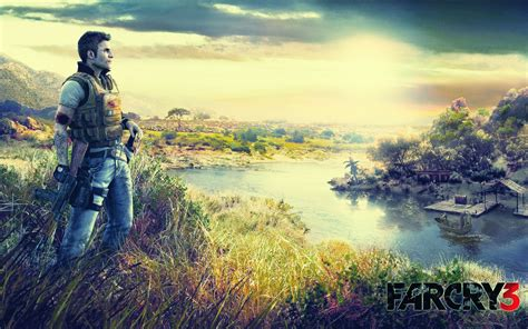 2012 Far Cry 3 Wallpapers  Hd Wallpapers  Id #10577