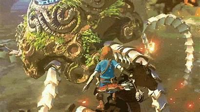Zelda Wii Link Legend Gifs Games Guardian