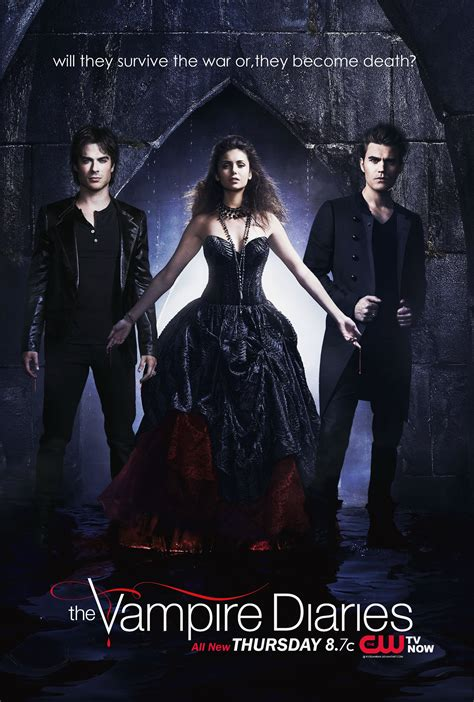 the diaries season 1 posters tvd iv survive or