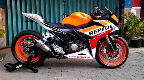 Modifikasi Cbr150 by Kumpulan Modifikasi Motor Cbr 150 Terbaru Modifikasi
